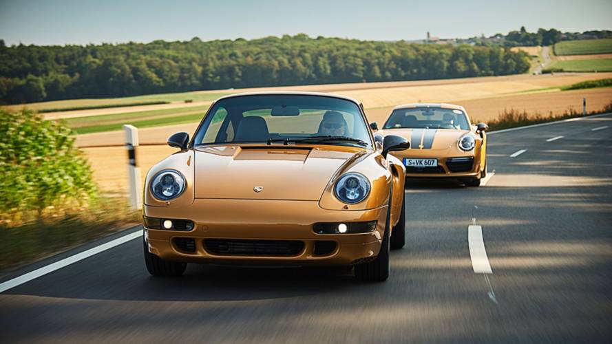 Porsche explains why Project Gold is track-only in most countries