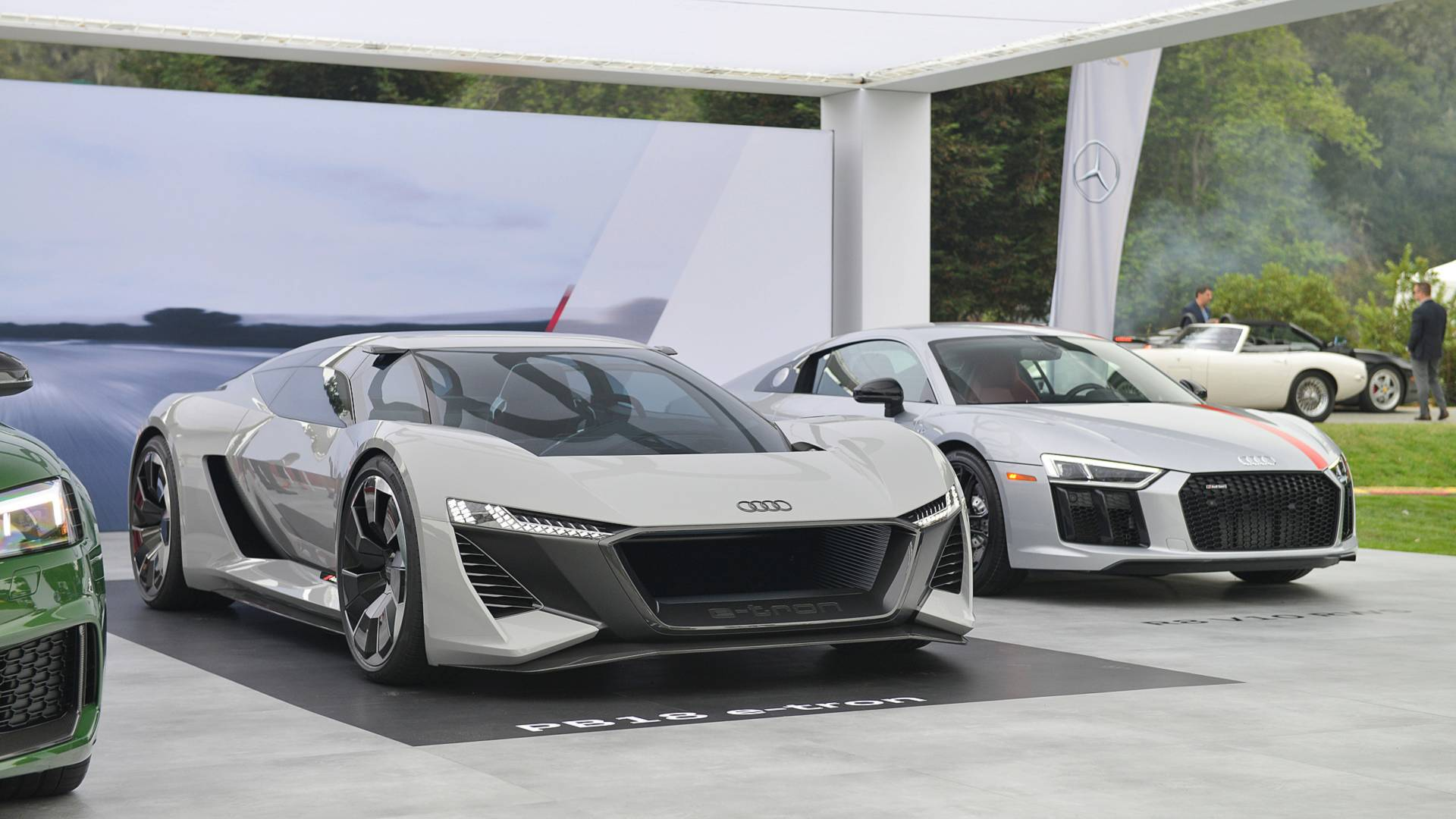 2020 Audi R8 E Tron Reviews