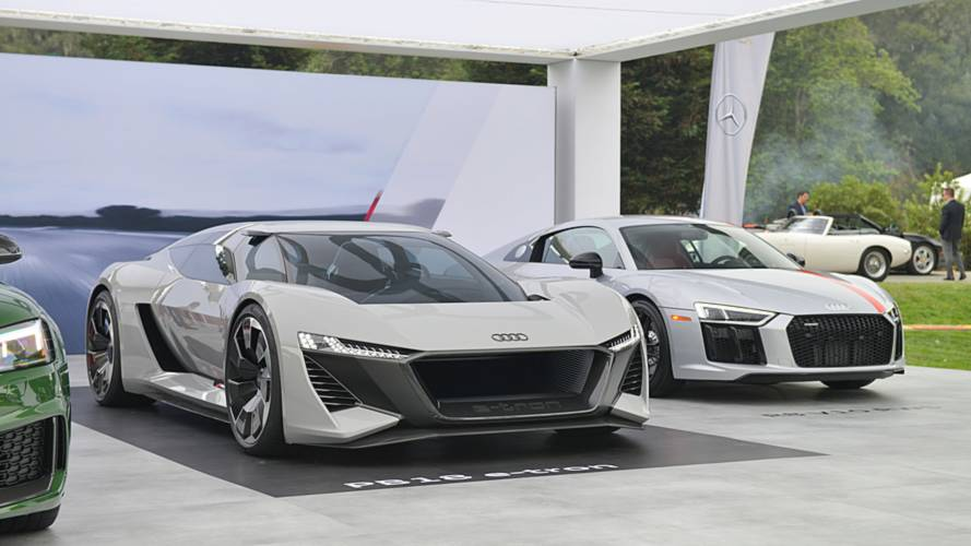 Audi Practically Confirms New R8 Will Be Electrified Supercar