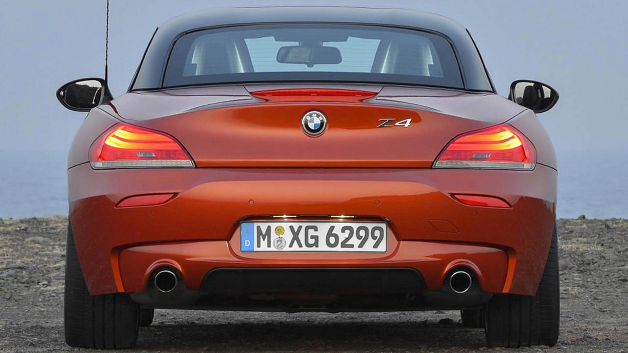 BMW Z4 Side By Side