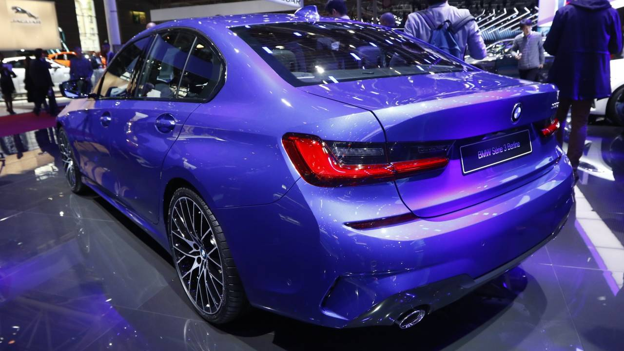2019 BMW 3 Series Debuts In Paris With Bigger Body And