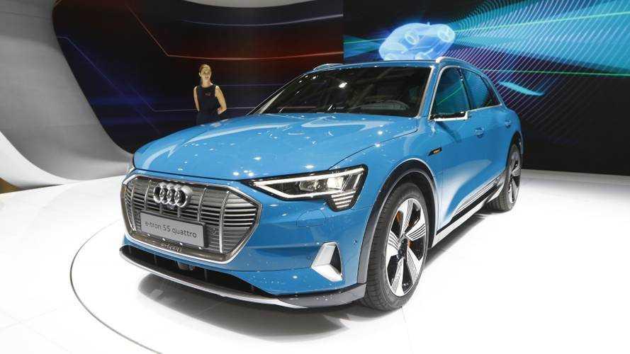 Audi al Salone di Parigi 2018