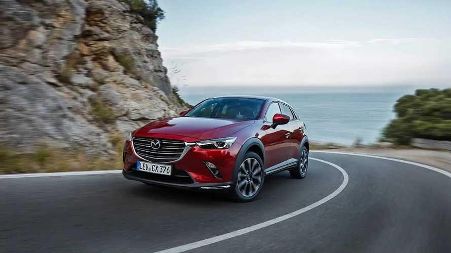 Mazda CX-3 restyling 2019