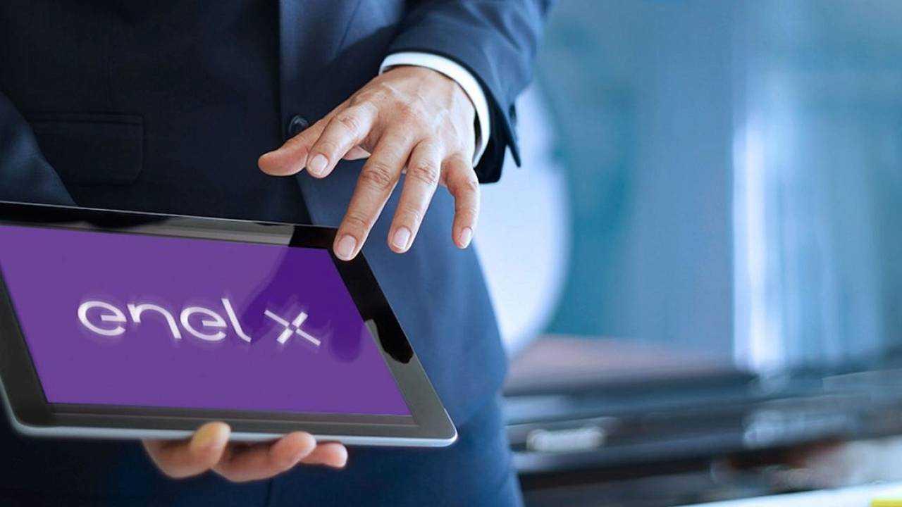 Enel X, tutte le stazioni di ricarica sullo smartphone