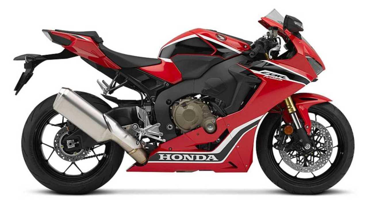 Honda Trademarks Fireblade Name for U.S.