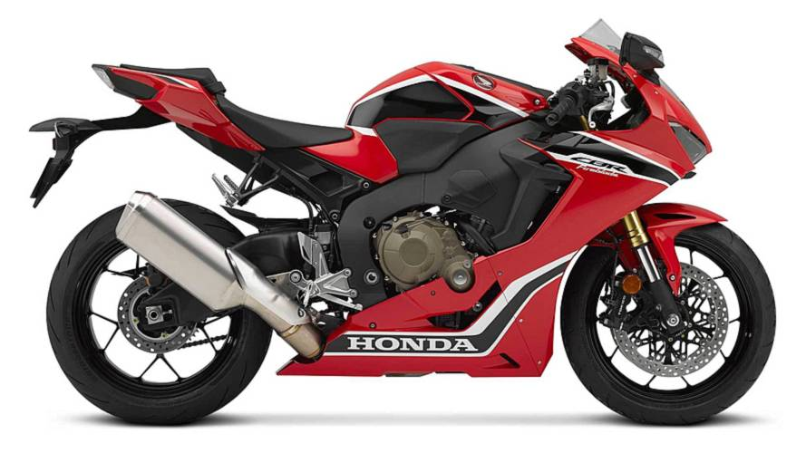 Honda Trademarks Fireblade Name for U.S.
