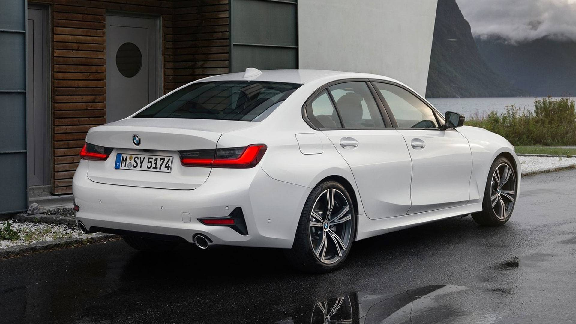 2019 Bmw 3 Series Motor1 Com Photos