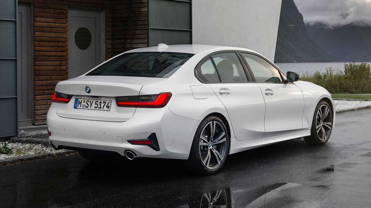BMW Série 3 2019 - Traseira