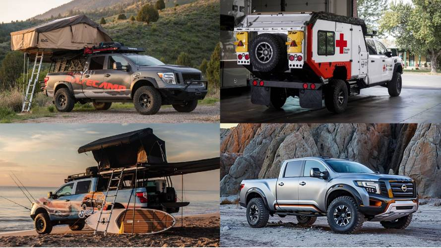 Tough Trucks: 8 Nissan Titans Built To Take On Anything