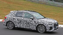 Fotos espía Audi RS Q3 2019