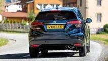 2019 Honda HR-V facelift (Euro Spec)