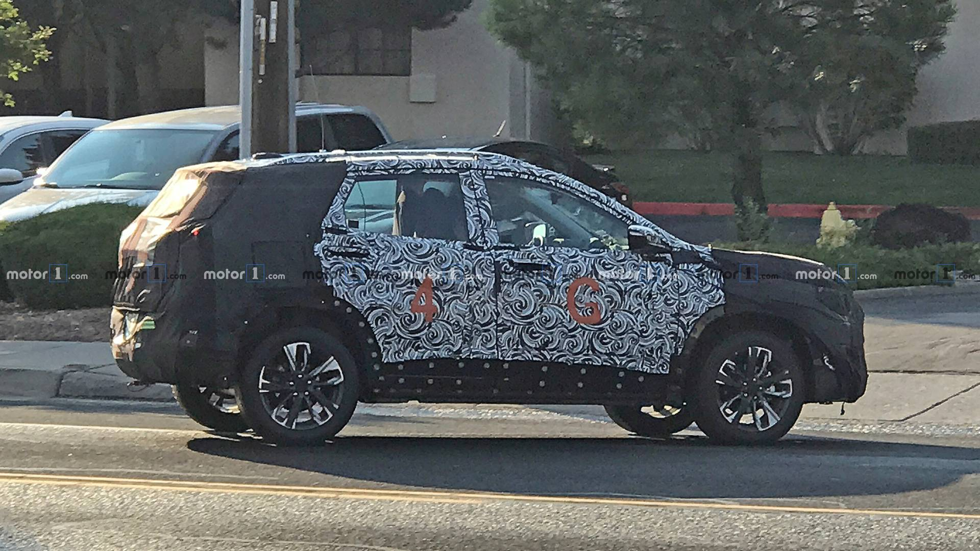 This Could Be The GMC Granite Compact Crossover