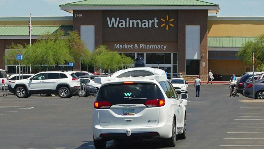 Guida autonoma, negli USA per fare la spesa