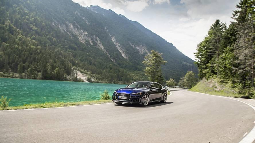 2019 Audi RS5 Sportback: İlk Sürüş