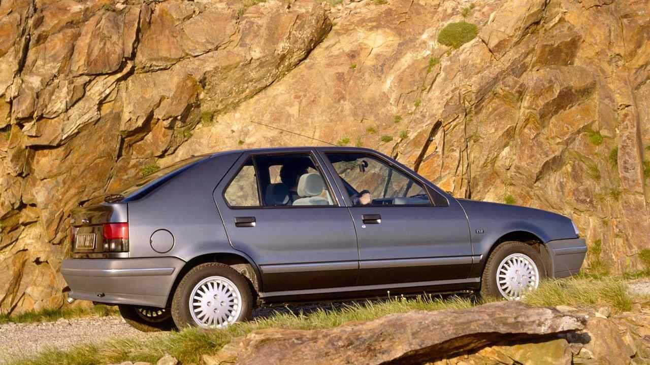30 Jahre Renault 19