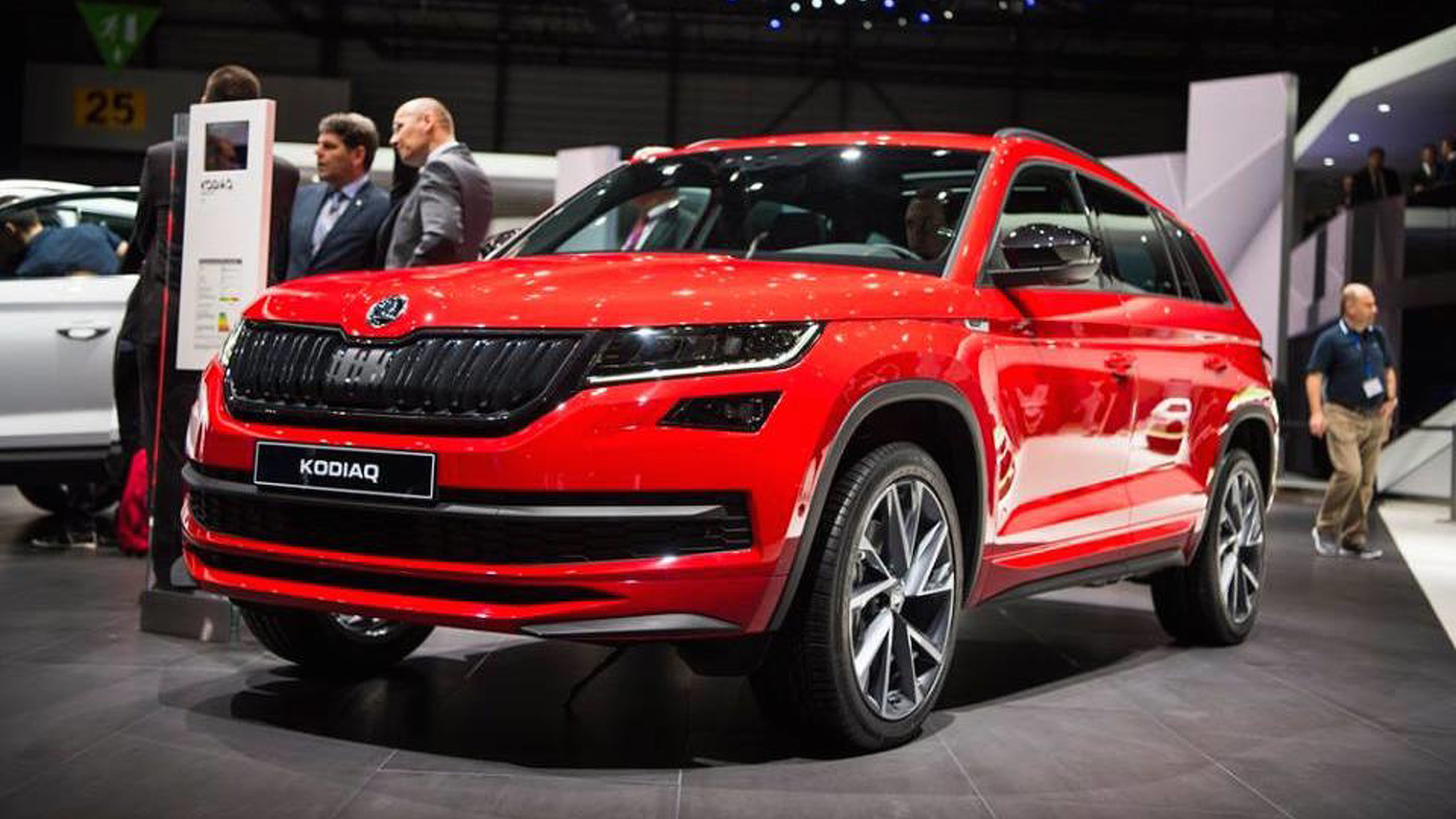 Skoda Kodiaq Vrs Coming Next Year With Lots Of Torque