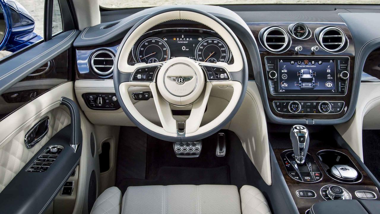 Bentley Bentayga vs Lamborghini Urus: The Numbers