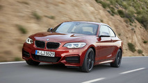 bmw 2series loses manual us