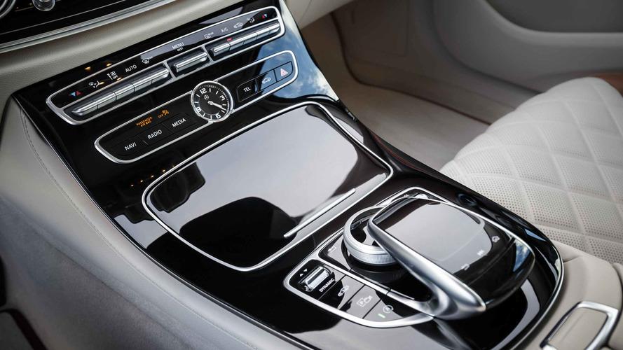 2017 Mercedes E-Class Saloon