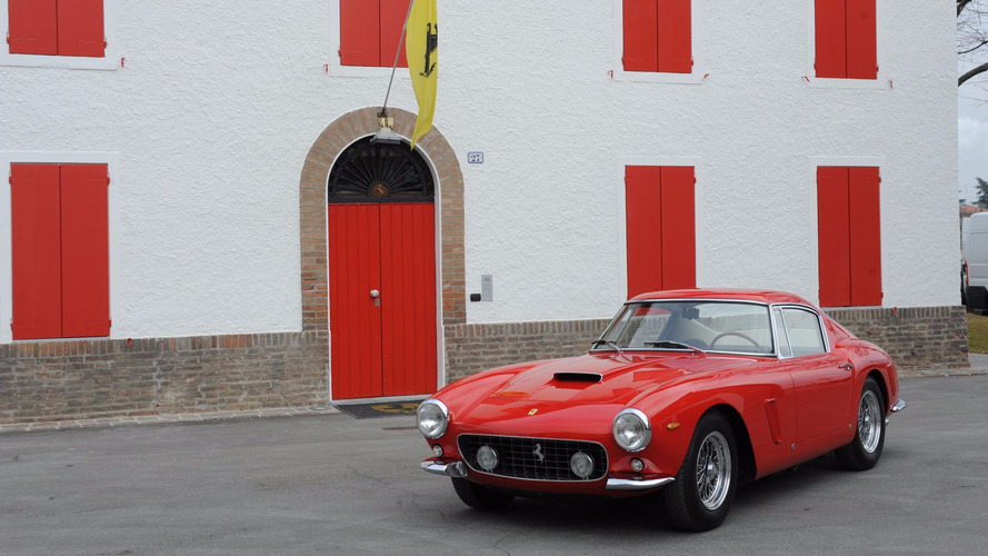 Awesome Ferrari Apprenticeship In Europe Keeps Classics Alive