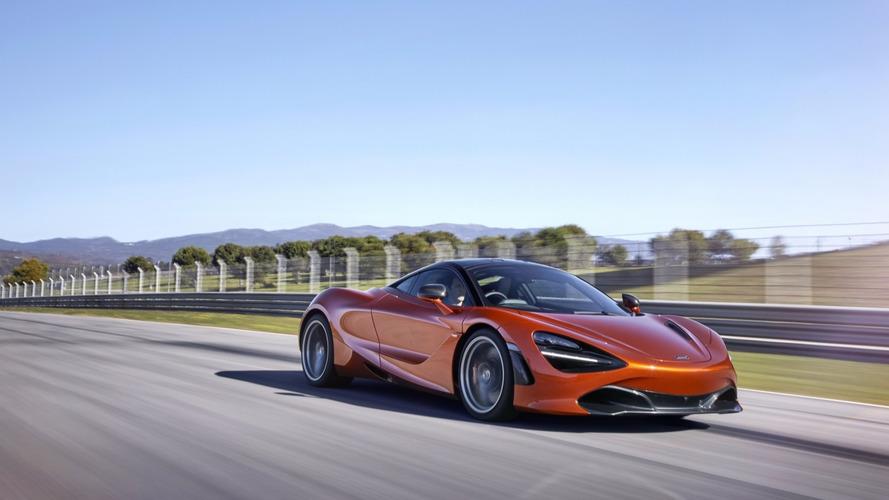 McLaren 720S 2017, datos y fotos desde el salón de Ginebra