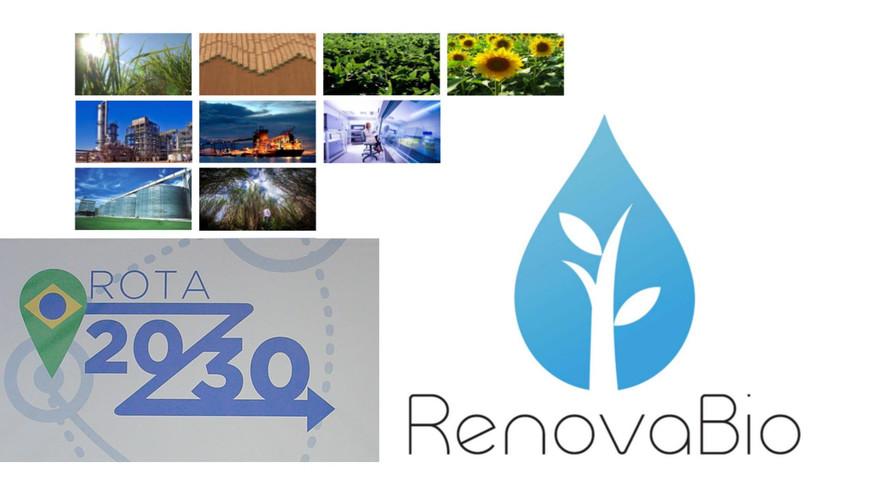 RenovaBio é versão do Rota 2030 para a produção de etanol
