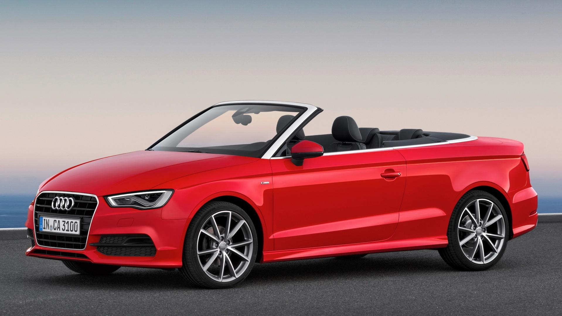 Audi A3 Cabriolet Reportedly Getting Axe From American Market