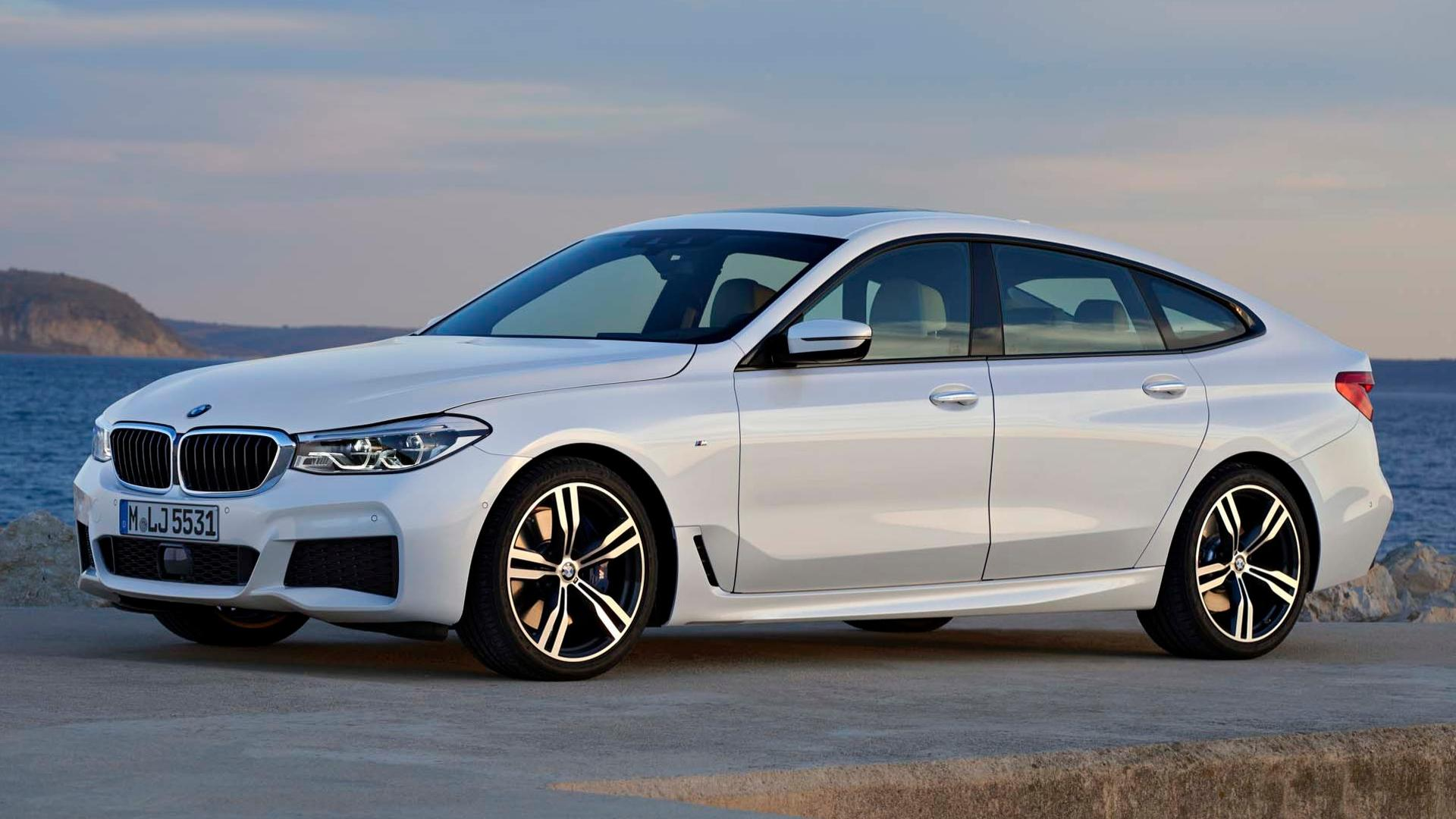 Bmw Axes 3 Series Gt 6 Series Gt 6 Series Gran Coupe In