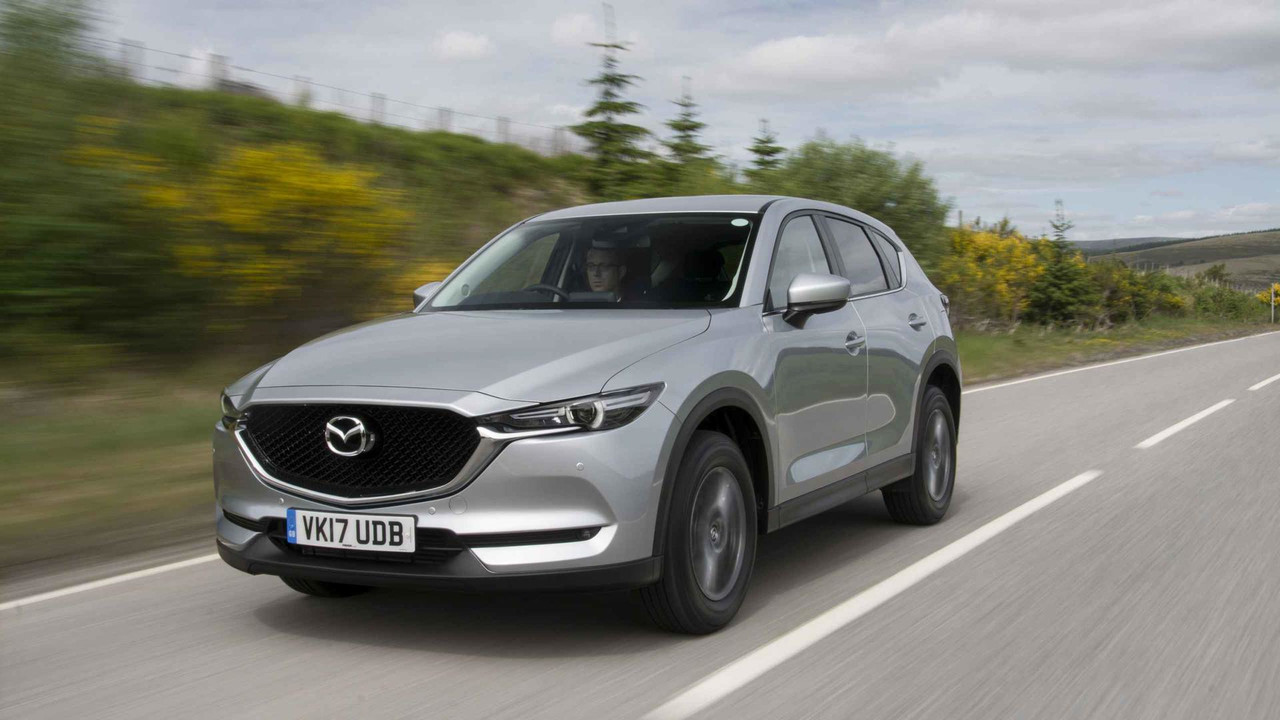 2017 Mazda CX-5 Review