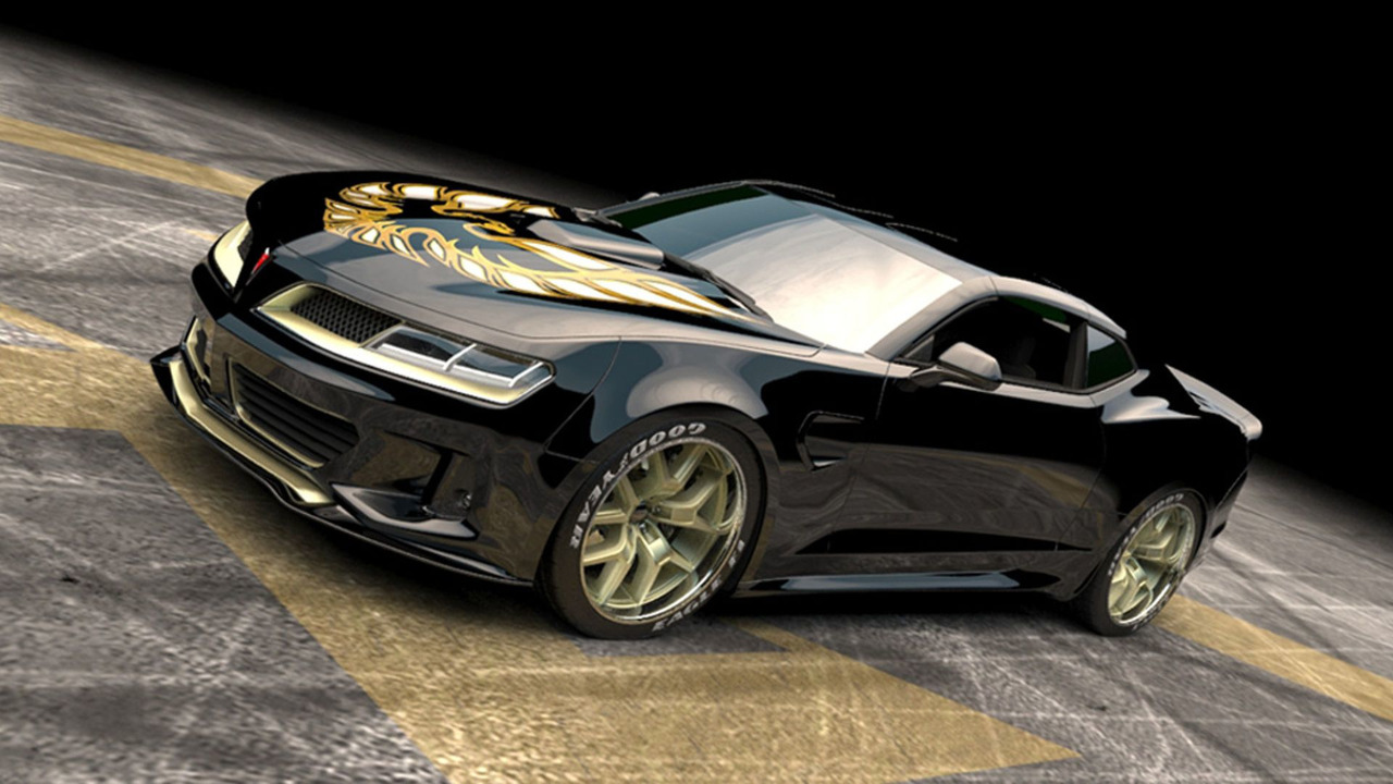 Trans Am Super Duty