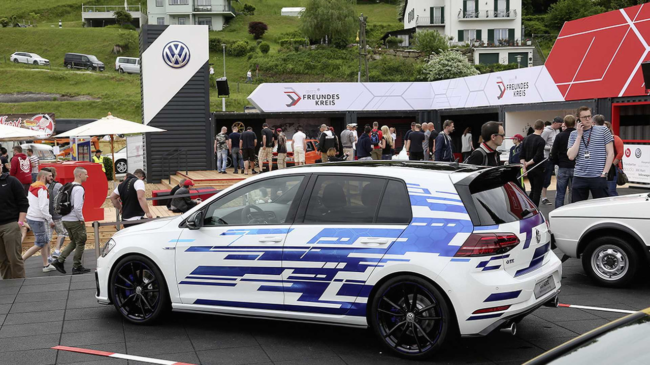 Volkswagen Golf GTE Concept