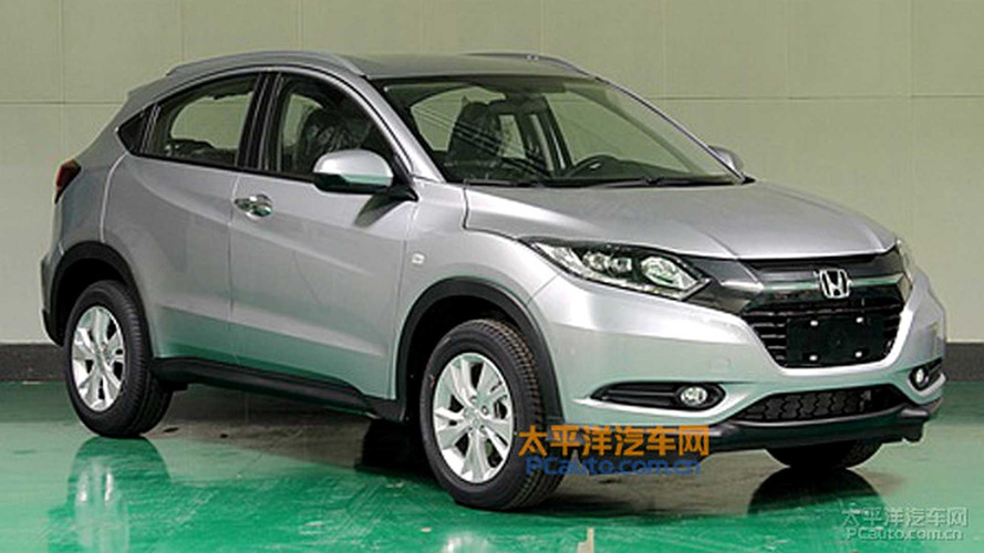 Honda HR-V - Vezel