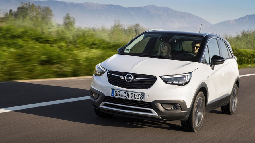 Opel Crossland X 2017, primera prueba
