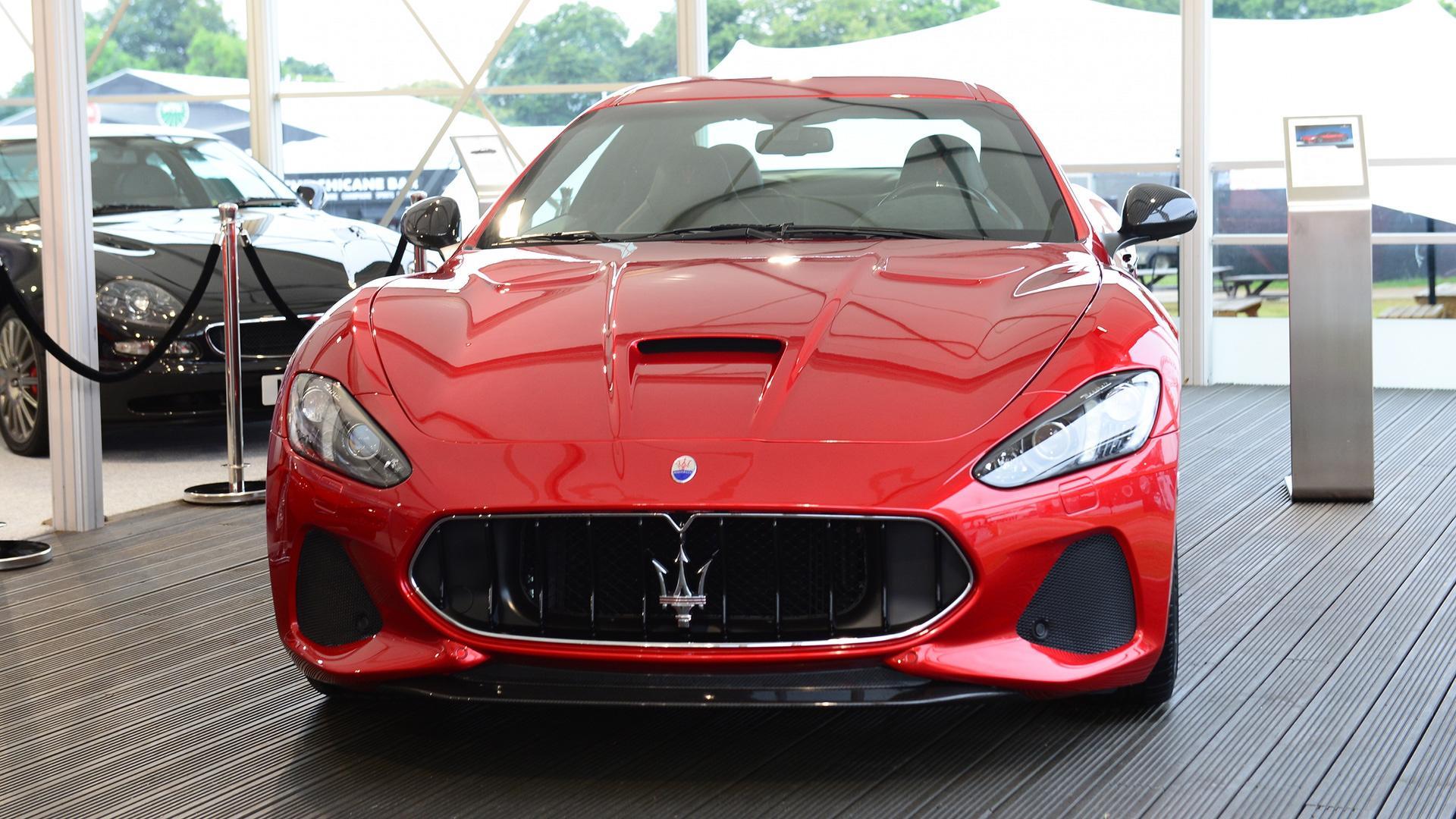Next Gen Maserati Granturismo Coming In 2020