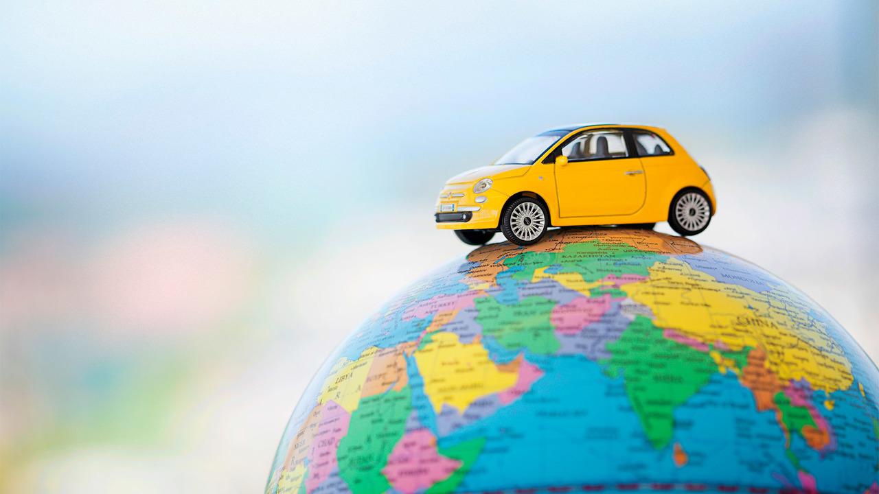 Dünya Üzerinde Otomobil