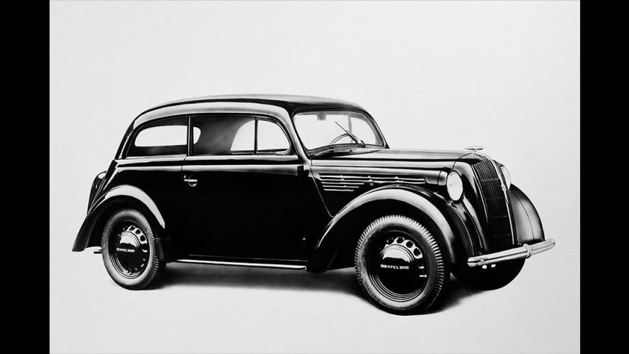 80 Jahre Opel Kadett: Ein berühmter Name feiert Jubiläum