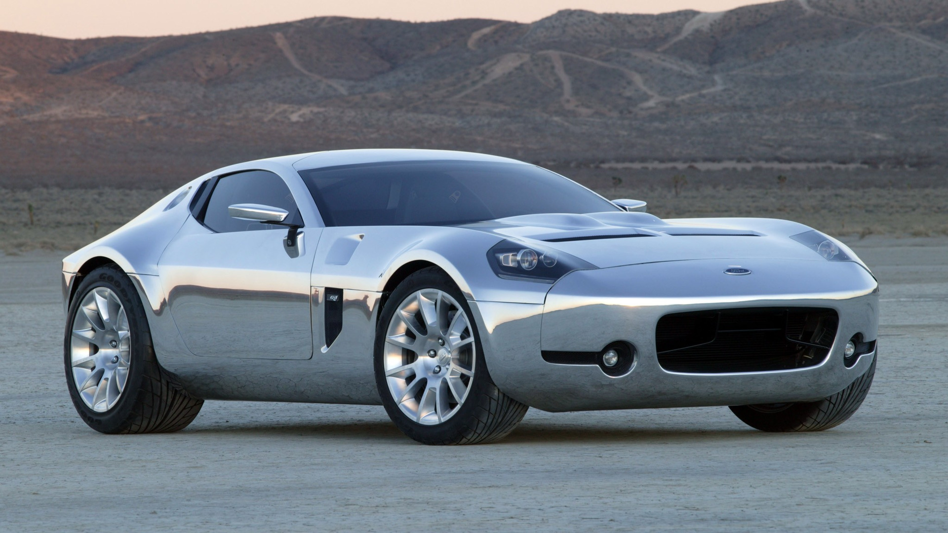 Shelby concept car