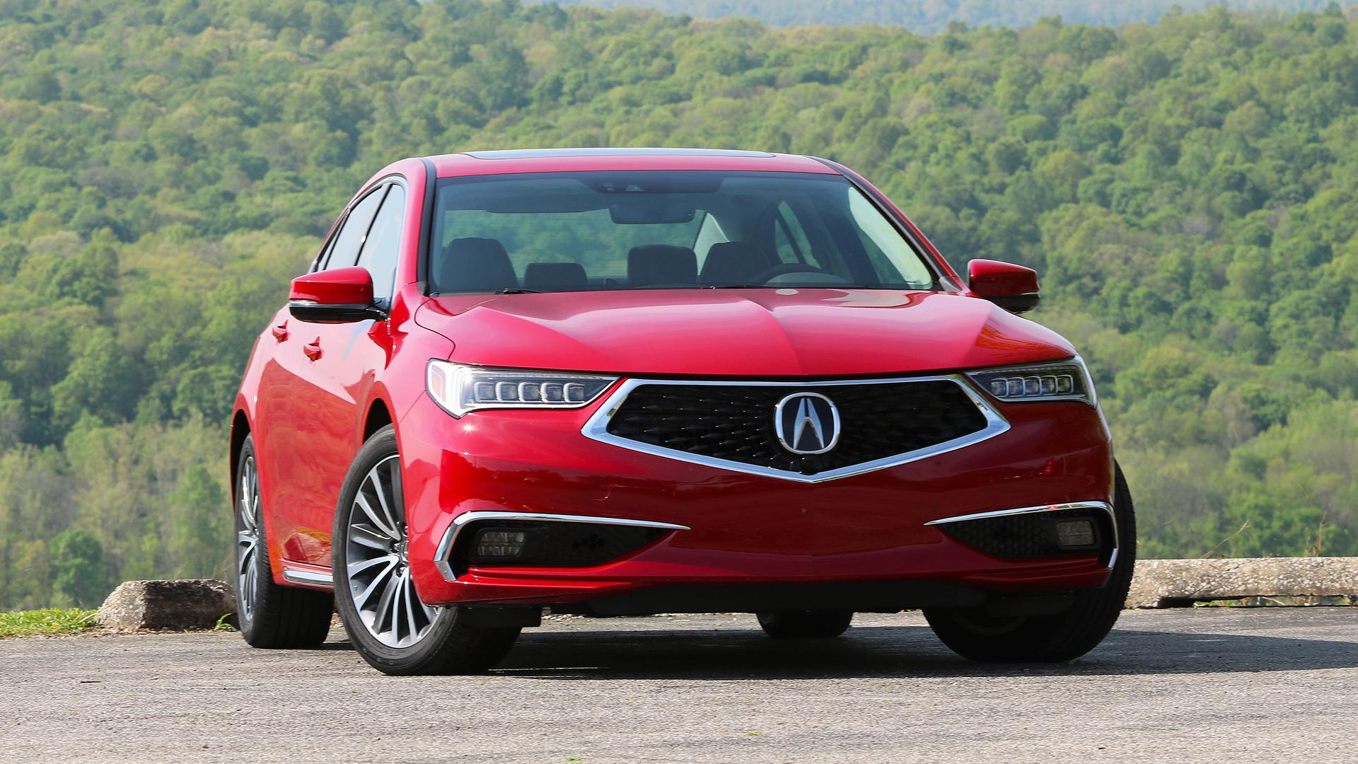 2018 Acura Tlx First Drive The Outlier Choice Gets Better Dual Clutch Transmission Diagram