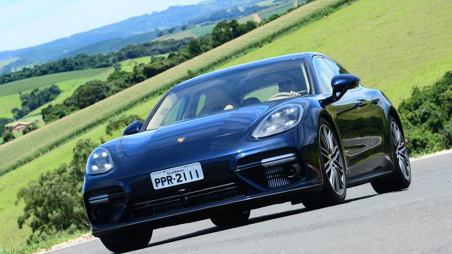 Recall: Porsche Panamera é chamado no Brasil por falha na direção