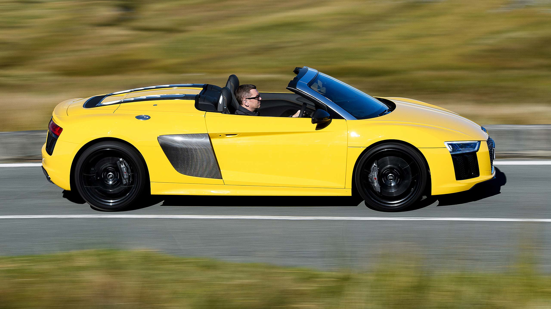 2017 audi r8 review: usable yet spectacular
