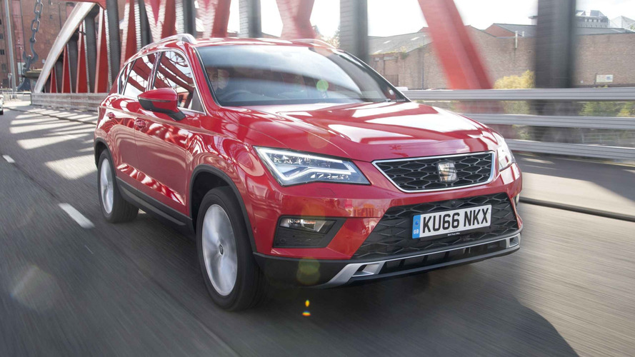 2016 Seat Ateca review: Sharp driving, great value