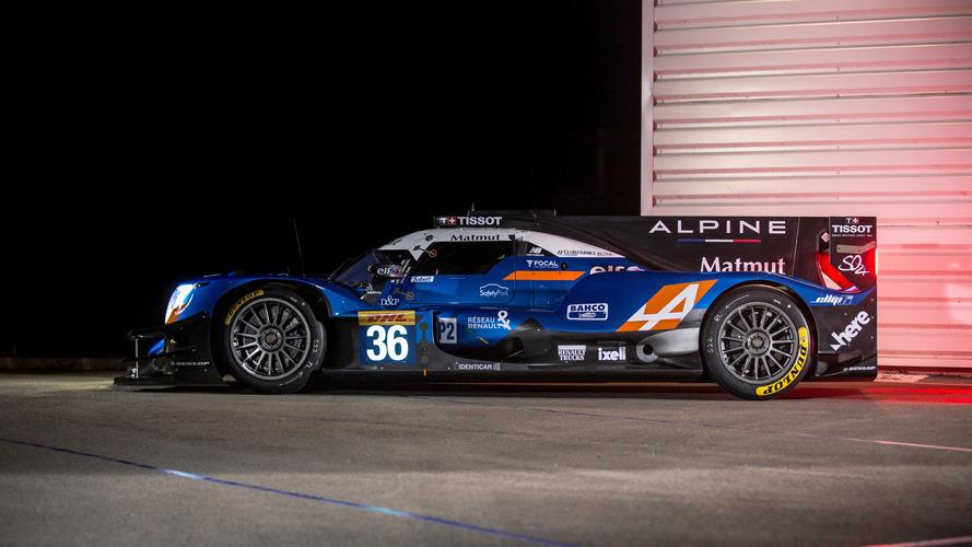 L'équipe Alpine prête à défendre son titre en LMP2 avec le prototype A470