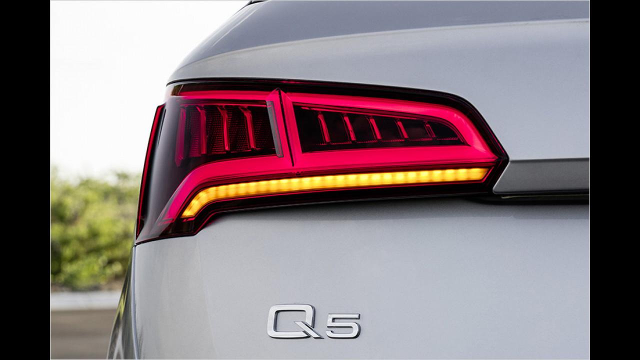 Licht: Dynamisches Blinklicht