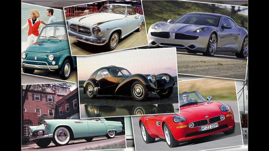 Die schönsten Autos der Welt
