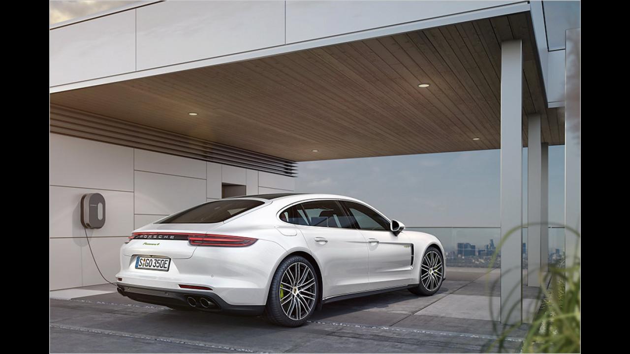 Porsche Panamera 4 E-Hybrid Langversion