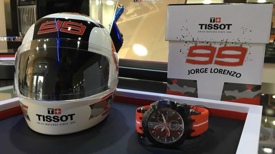 Tissot T-Race Jorge Lorenzo