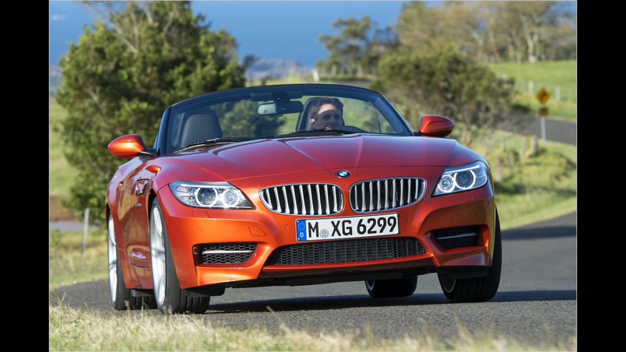 Sportwagen: BMW Z4 als stärkster Verlierer