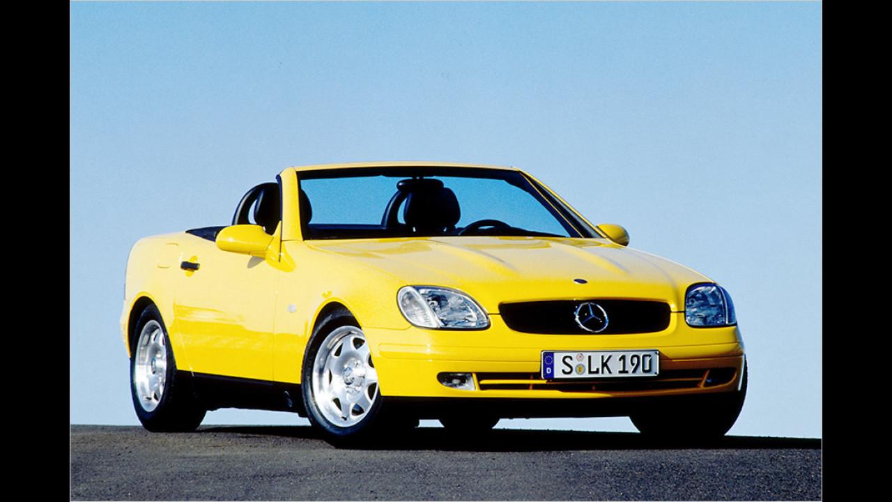 Mercedes SLK (1. Generation)