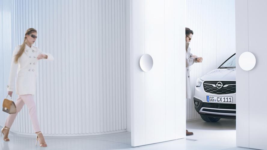Opel Crossland X - Salão de Genebra