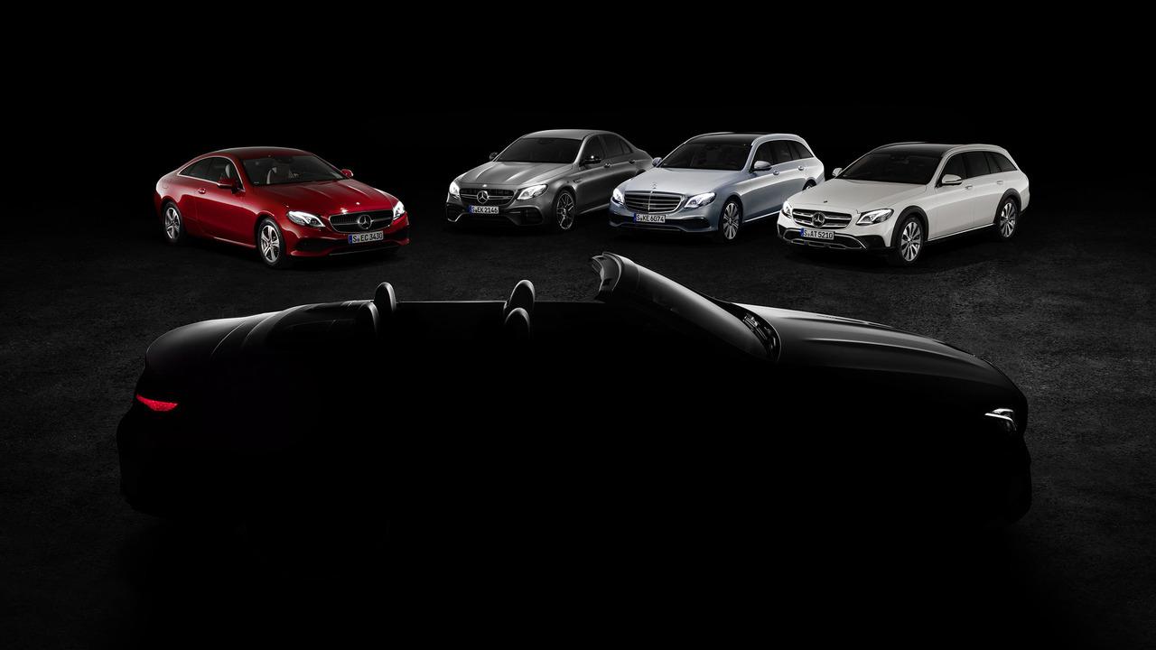 Mercedes Geneva Teaser